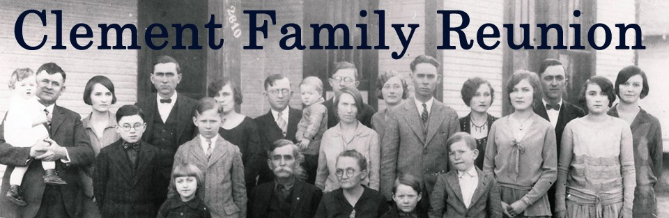 Clement Family Reunion