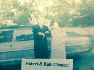hubert and ruth clement