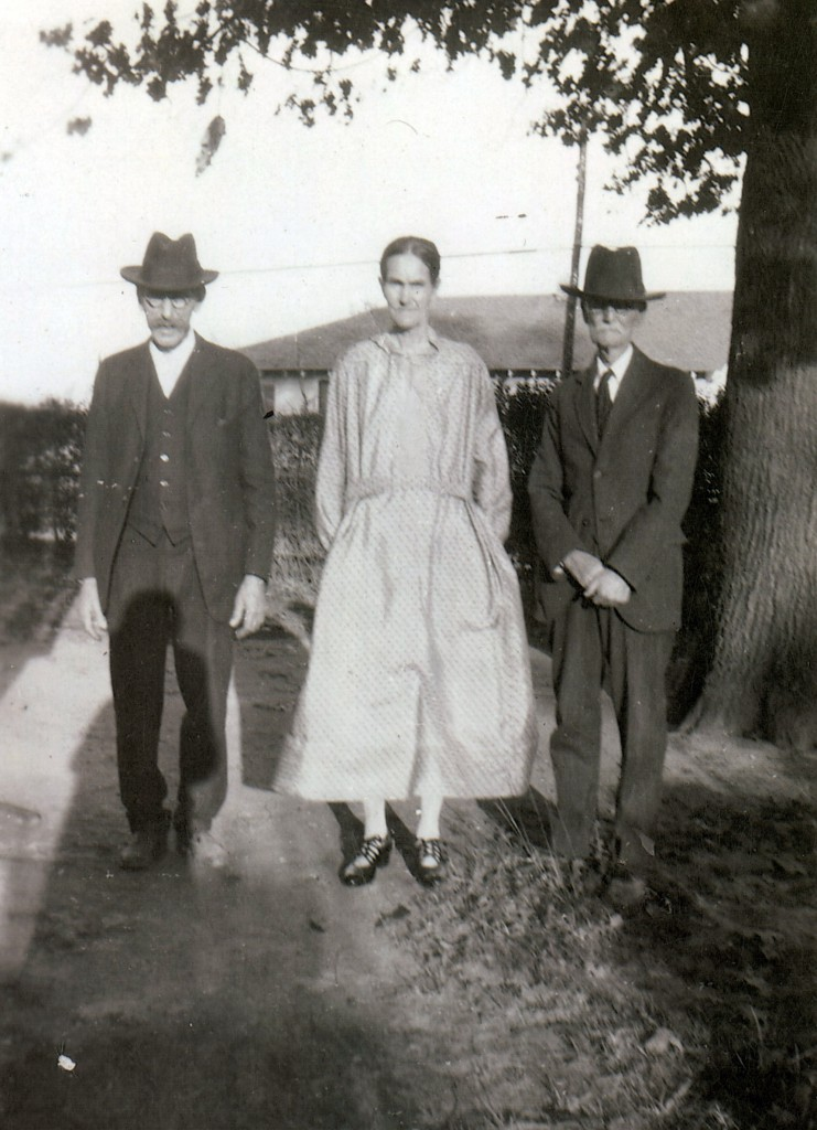 L-R_Benjamin_Franklin_clement,_Martha_Jane_Watts_Clement,_Grandpa_Watts(Martha's_father)-1